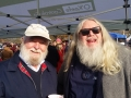 Brothers Bob Fox and Marty Casey