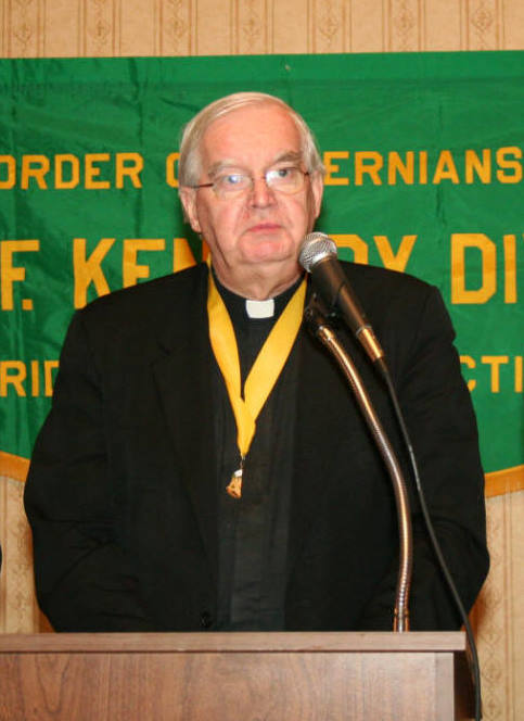 Father Small Podium
